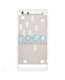 Front Housing Bezel Replacement for Motorola Droid RAZR HD XT926 XT925 - White