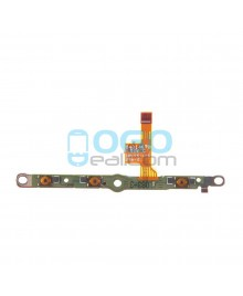Power On Off Volume Side Key Button Flex Cable Replacement for Motorola Droid RAZR HD XT926 XT925
