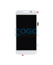 LCD & Digitizer Touch Screen Assembly Replacement for Motorola Moto G4 Play - White
