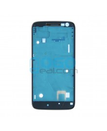 Front Housing Bezel Replacement for Motorola Moto G4 Play - Black