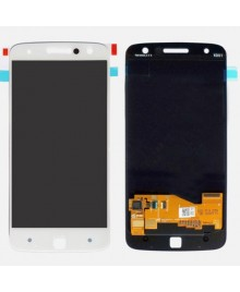 LCD & Digitizer Touch Screen Assembly Replacement for Motorola Moto Z Droid - White