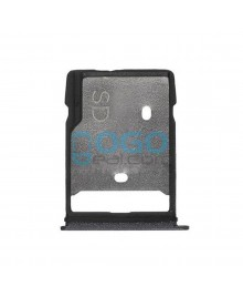 SIM/Micro SD Card Tray Replacement for HTC 10 - Black