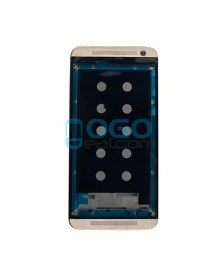 Front Housing Bezel Replacement for HTC One E9 - Gold