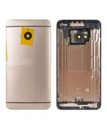Battery Door/Back Cover Replacement for HTC One M7 - Gold