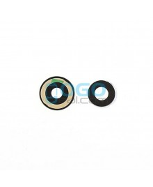 Rear Back Camera Glass Lens Cover Replacement for HTC One M8s