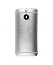 Battery Door/Back Cover Replacement for HTC One M9+ - Silver