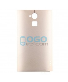 Battery Door/Back Cover Replacement for HTC One Max - Gold