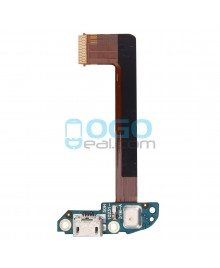 Charging Dock Port Flex Cable Replacement for HTC One Max