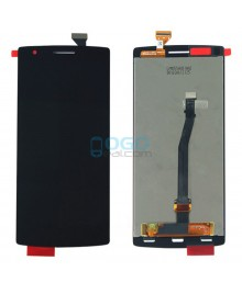 OEM LCD & Digitizer Touch Screen Assembly Replacement for OnePlus One - Black