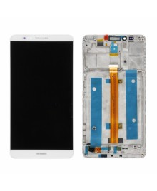 For Huawei Ascend Mate 7 LCD & Touch Screen Assembly With Frame Replacement- White
