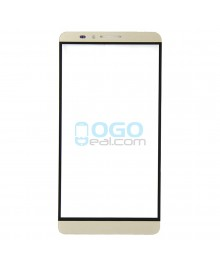 Front Outer Screen Glass Lens Replacement for Huawei Ascend Mate 7 Gold