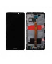 For Huawei Ascend Mate 8 LCD & Touch Screen Assembly With Frame Replacement- Black