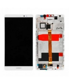 For Huawei Ascend Mate 8 LCD & Touch Screen Assembly With Frame Replacement- White