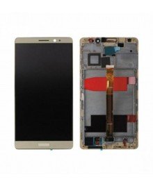For Huawei Ascend Mate 8 LCD & Touch Screen Assembly With Frame Replacement - Gold
