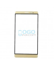 Front Outer Screen Glass Lens Replacement - for Ascend Mate 8 - Gold
