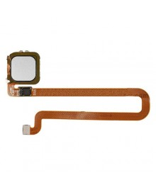 Fingerprint Sensor Flex Cable Replacement for Huawei Ascend Mate 8 - Silver