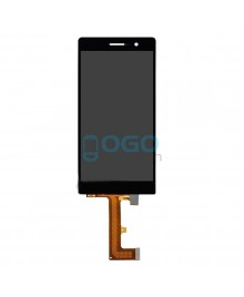 For Huawei Ascend P7 LCD & Touch Screen Assembly Replacement - Black