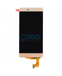 For Huawei Ascend P8 LCD & Touch Screen Assembly Replacement - Gold