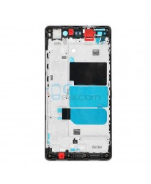 OEM Front Housing Bezel Replacement for Huawei Ascend P8 Lite - Black
