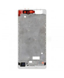 OEM Front Housing Bezel Replacement for Huawei Ascend P9 - White