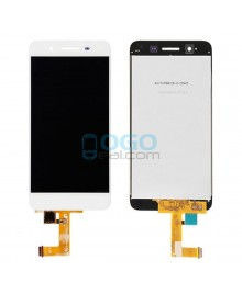 LCD & Digitizer Touch Screen Assembly Replacement for For Huawei Enjoy 5S - White