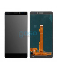 LCD & Digitizer Touch Screen Assembly Replacement for For Huawei Ascend Mate S - Black