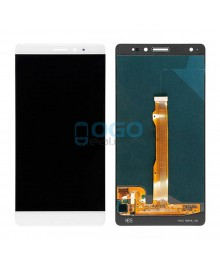 LCD & Digitizer Touch Screen Assembly Replacement for For Huawei Ascend Mate S - White
