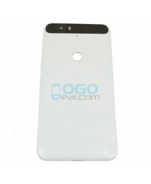 OEM Battery Door/Back Cover Replacement for Google Nexus 6P White