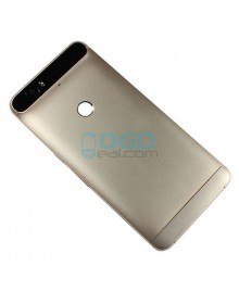 OEM Battery Door/Back Cover Replacement for Google Nexus 6P Gold