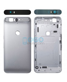 OEM Battery Door/Back Cover Replacement for Google Nexus 6P Silver