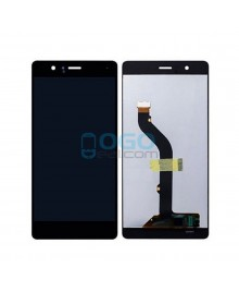 LCD & Digitizer Touch Screen Assembly Replacement for For Huawei Ascend P9 Lite - Black