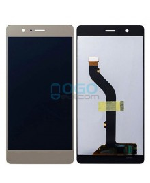 LCD & Digitizer Touch Screen Assembly Replacement for For Huawei Ascend P9 Lite - Gold