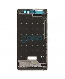 OEM Front Housing Bezel Replacement for Huawei Ascend P9 lite - Black