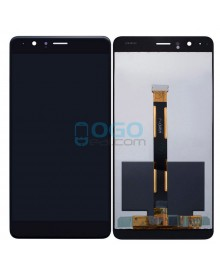 LCD & Digitizer Touch Screen Assembly Replacement for For Huawei Honor V8 - Black