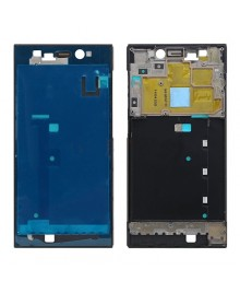 Front Housing Bezel Replacement for Xiaomi Mi 3 TD-SCDMA Version - Black