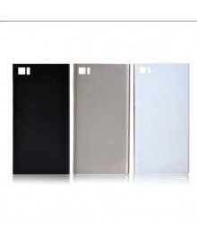 Battery Door/Back Cover Replacement for Xiaomi Mi 3 - Black