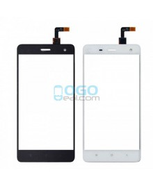 Digitizer Touch Glass Panel Replacement for Xiaomi Mi 4 Black