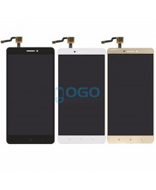 LCD & Digitizer Touch Screen Assembly Replacement for Xiaomi Mi Max - Gold