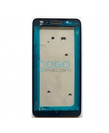Front Housing Bezel Replacement for Xiaomi Redmi 2 - Black