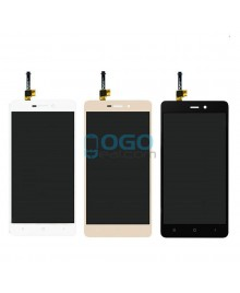 LCD & Digitizer Touch Screen Assembly Replacement for Xiaomi Redmi 3 - Gold