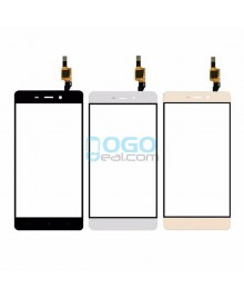 Digitizer Touch Glass Panel Replacement for Xiaomi Redmi 4 White