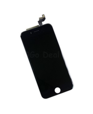 For Apple iPhone 6S Digitizer and LCD Screen Assembly with Frame Replacement - Black