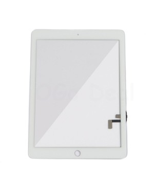 For iPad Air Front Glass and Digitizer Touch Panel Replacement, Premium - White