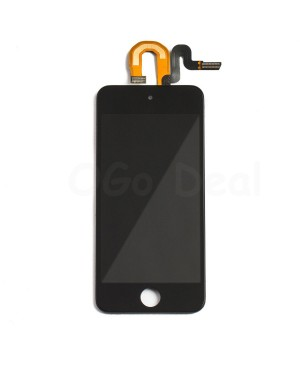 For iPod Touch 5th and 6th Gen LCD Screen and Digitizer Assembly Replacement - Black