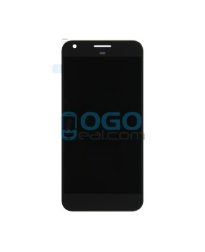 LCD & Digitizer Touch Screen Assembly Replacement for Google Pixel XL 5.5 inch - Black
