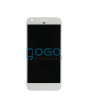 LCD & Digitizer Touch Screen Assembly Replacement for Google Pixel XL 5.5 inch - White