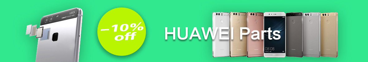 Huawei Parts promotion
