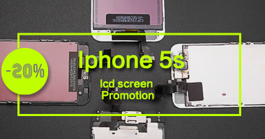 iphone 5s lcd promotion