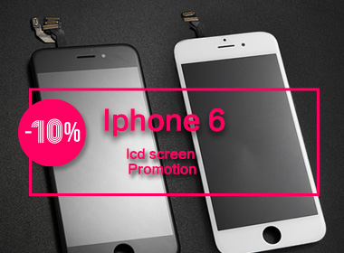 iphone 6 lcd screen promotion