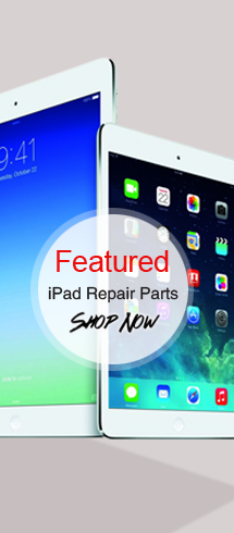 wholesale fetured ipad spare parts